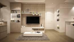 domki z pomieszczeniami komfortowymi i wygodnymi