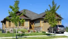 nowoczesna architektura domków